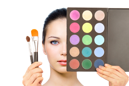El make up marca la diferencia