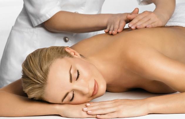 El masaje linfático, ya en casa