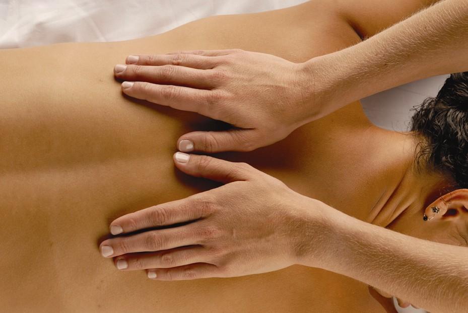 Tipología de los masajes de relax