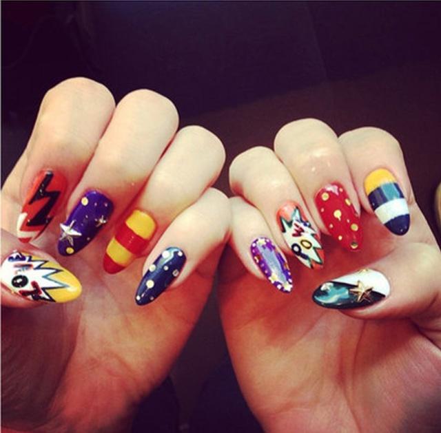 Sinfín de estilos para tus uñas