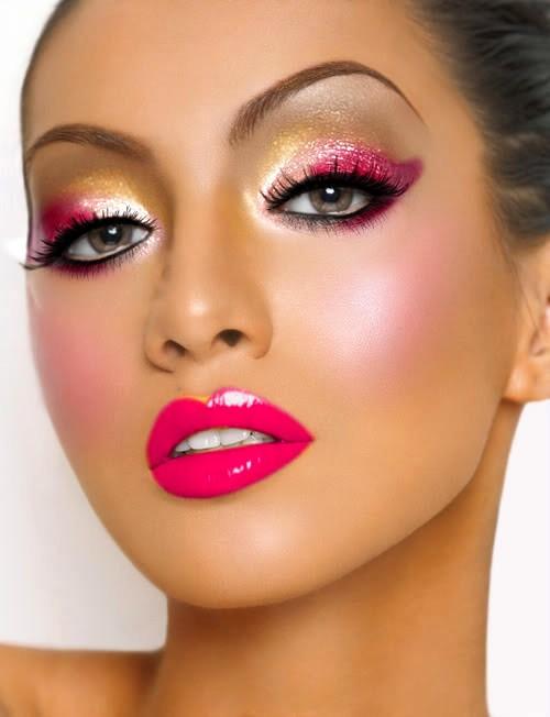 Los mejores trucos para maquillaje de ojos pequeños